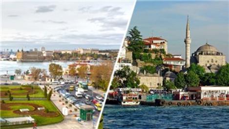 İstanbul'da satılık bahçeli ahşap ev ve arsa!