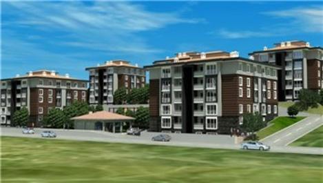 TOKİ, Kırıkkale Delice'de 162 konutun sahiplerini belirledi!