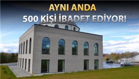 Danimarka'da Ulu Cami açılışı yapıldı!