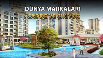 Temaşehir'in yeni nesil alışveriş caddesi: 42. Cadde
