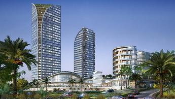 Central Balat, Bursa'nın en yükseği olacak!