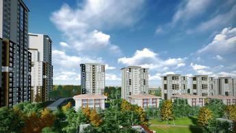 Bahçekent Emlak Konutları 1. Etap 2. Kısım kesin kabulü onaylandı