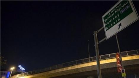 15 Temmuz Şehitler Köprüsü'nde 'serbest geçiş' çalışması başlıyor