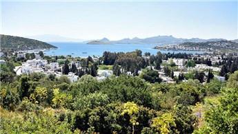 Bitez Yalısı'na turisti, Halil ile Gülsüm'ün hikayesi çekiyor!