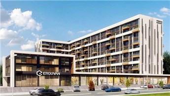 Erguvan Premium Residence'ta 1.000 lira ile konut sahibi olma!