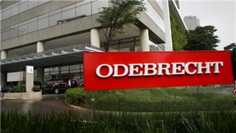 Brezilyalı inşaat şirketi Odebrecht'e 2,6 milyar dolarlık ceza!