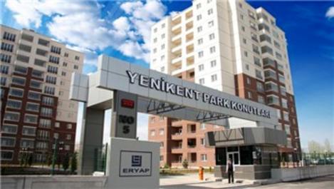 Yenikent Park Konutları, Eryap İnşaat imzasını taşıyor!