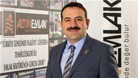 Altın Emlak özel şartlarla Antalya Franchise Expo Euraisa'da!