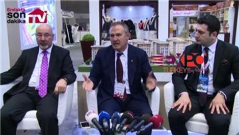 Artaş İnşaat, Expo Qatar'da basın toplantısı düzenledi