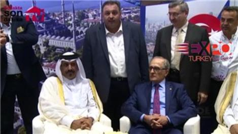 Aziz Torun ile Towar Al Kuwari bir araya geldi!