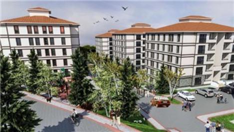 TOKİ, Tokat Erbaa'da 224 konut inşa edilecek!