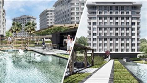 Evinpark Ada ve Tepe Rezidans satışa çıktı!