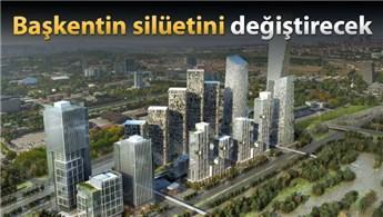Merkez Ankara'nın büyüklüğü 3,4 milyar TL'yi bulacak!