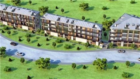 Pine Homes Göktürk'te fiyatlar 580 bin TL'den başlıyor