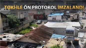 Mersin'de 46,5 hektar alanda kentsel dönüşüm!