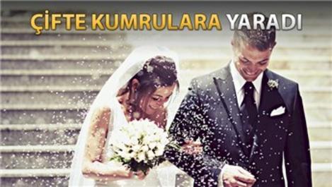 Evlenecek çiftlerin yüzü vergi indirimleriyle güldü!