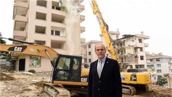'Binaların tamamının gözden geçirilmesi gerekiyor'