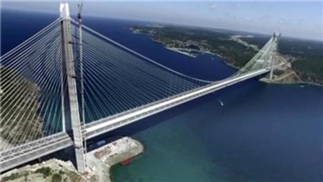 Yavuz Sultan Selim Köprüsü ile ilgili zam açıklaması!