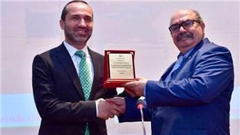 Ahmet Çamyar'a Türk Halk Kültürüne hizmet ödülü!