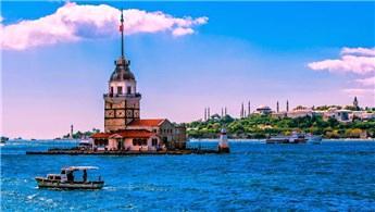 İstanbul dünyanın dört bir yanından turist çekiyor