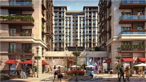 Piyalepaşa İstanbul rezidansları 815 bin 700 liradan başlıyor!