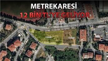 İstanbul'un göbeğinde 63 milyon liralık dev ihale!