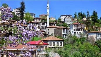 Doğu Karadeniz'in Safranbolusu Ortamahalle, turistleri bekliyor