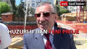 Huzurlu Marmara Bostancı'nın temelleri atıldı!