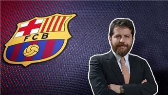 Nef, Barselona ile olan sponsorluk anlaşmasını açıklıyor!