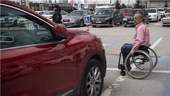AVM'lerde engelli otoparklarını işgal edenlere sıkı denetim!