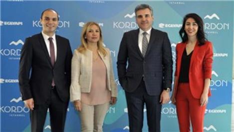 Ege Yapı, Kağıthane Kordon İstanbul'u satışa açtı!