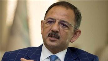 Mehmet Özhaseki'den askeri arazilerle ilgili açıklama