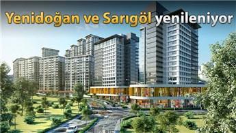 TOKİ'den Gaziosmanpaşa'ya 796 konut ile 13 dükkan!