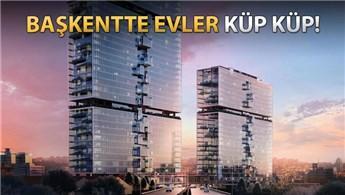 Cubes Ankara'da fiyatlar 295 bin TL'den başlıyor
