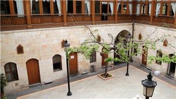 Gaziantep'in tarihi evleri restore edildi