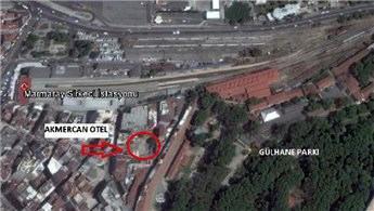 Marmaray üzerindeki otel projesine onay!