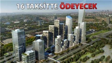 Emlak Konut, Merkez Ankara'da 714 milyonluk ofis aldı!