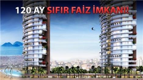 Dap Teras Kule'de fiyatlar 375 bin TL'den başlıyor