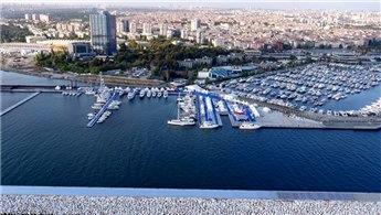 Ataköy Marina Mega Yat Limanı, Boat Show ile yarın açılıyor!
