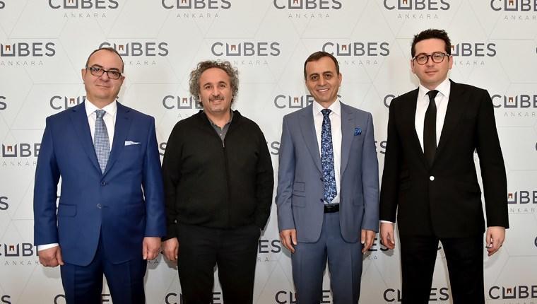 Cubes Ankara projesi basına tanıtıldı!