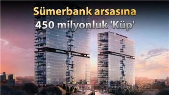 Cubes Ankara, Nuhoğlu İnşaat imzasını taşıyor