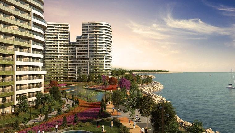 SeaPearl Ataköy dairelerinin metrekare fiyatı 8 bin dolar!