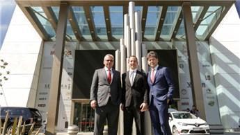Ak Portföy, ilk yatırımını Astoria ofis bloklarına yaptı