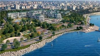 Marina 24 Büyükçekmece'de fiyatlar 623 bin TL'den başlıyor