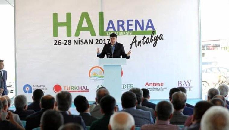 Antalya Toptancı Hali'nde dükkanlar esnafa satılacak