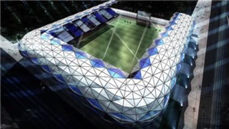 Alsancak Stadı'nı Metro İnşaat yenileyecek!