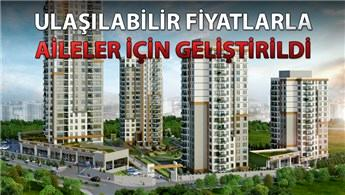 Bulvar Atakent projesinde ön satışlar başladı