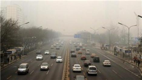 Çin'de hava kirliliği sağlıklı eşiğin 32 kat üzerine çıktı