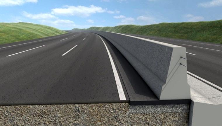 Beton bariyer ile yol kaynaklı trafik kazaları azalacak