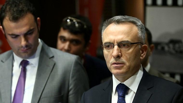 Bakan Naci Ağbal'dan Emlak Bankası ile ilgili açıklama!